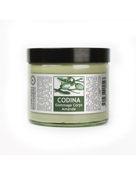Gommages & Lotions Gommage Corps vegetal Codina