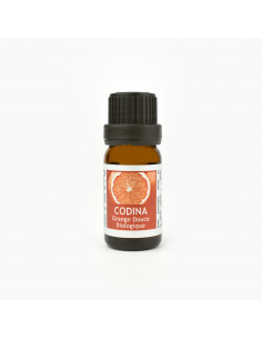 Huiles essentielles Orange Douce Bio vegetal Codina