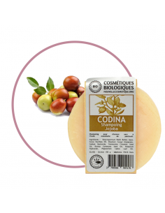 Shampoings solides Shampoing Solide Jojoba vegetal Codina