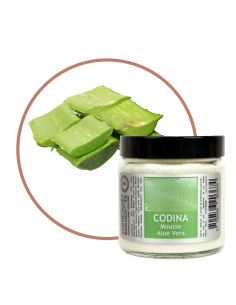 Chantilly Mousse Aloe Vera vegetal Codina